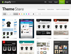 Shopify Website Builders & Templates
