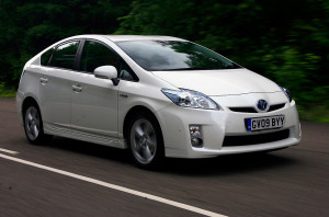 Toyota Prius Green Motoring Trends in Hybrid Cars